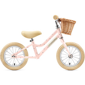 "Creme Mia Push Bike 12"" Kids pale peach"